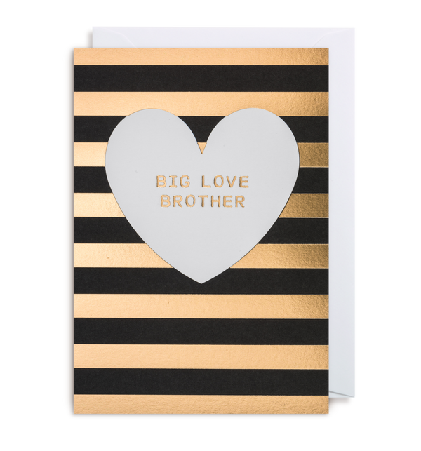 Big Love Brother - Lagom Design