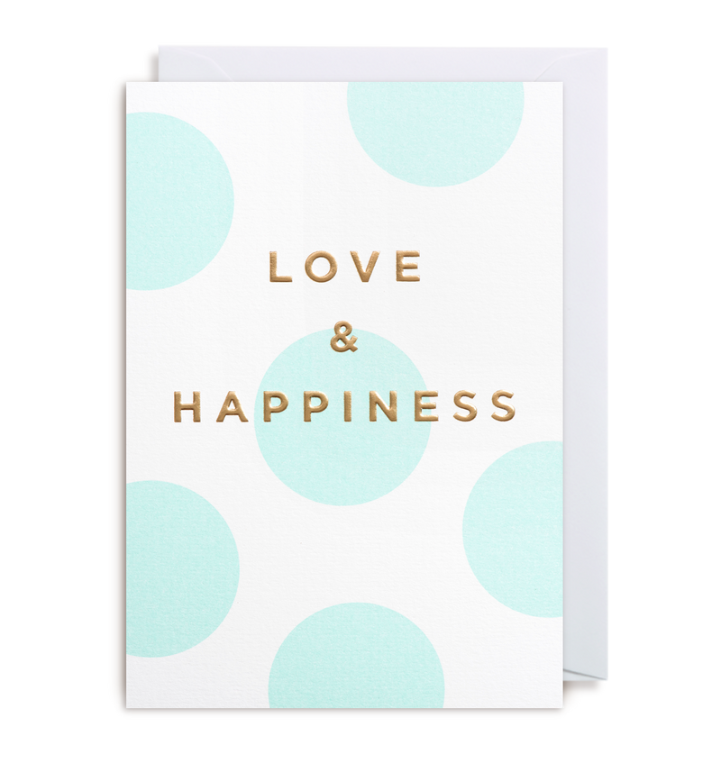 Love & Happiness - Lagom Design