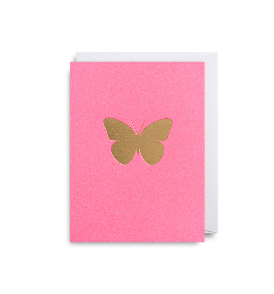 Butterfly Mini Card