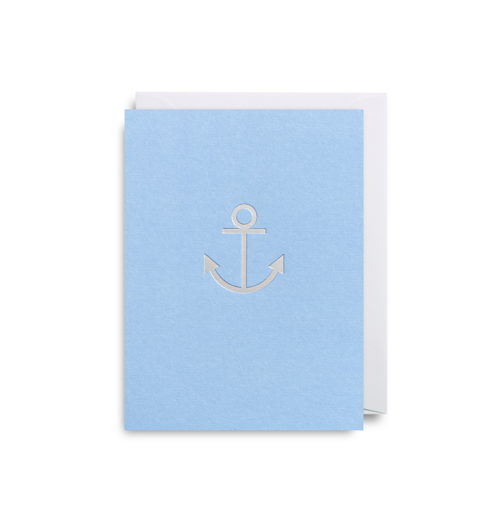 Anchor Mini Card