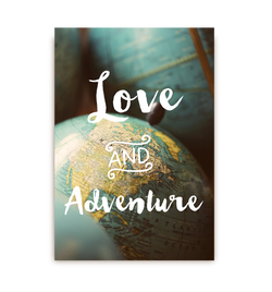 Love and Adventure - Lagom Design
