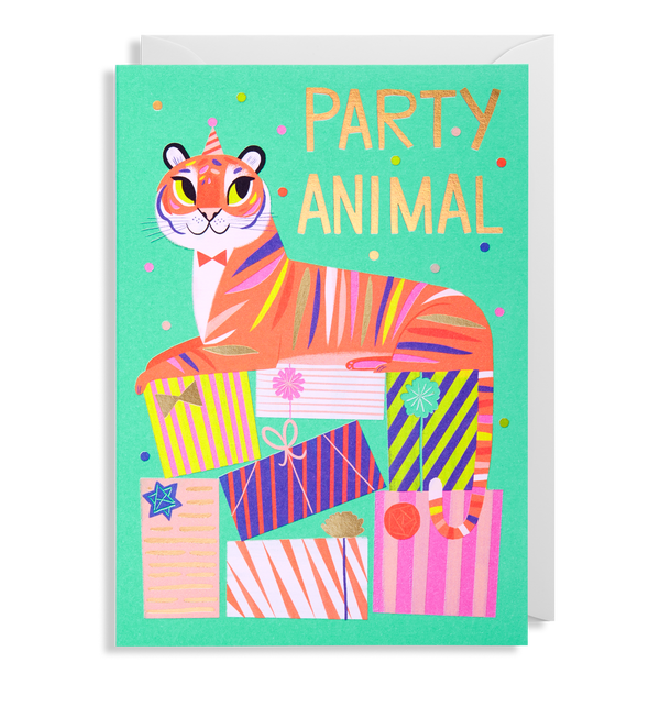 Tiger Party Animal
