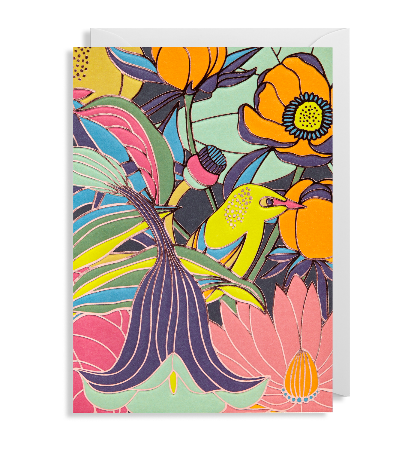 Hawaii greeting card by hanna werning lagom design hawaii greeting card lagom design m4hsunfo