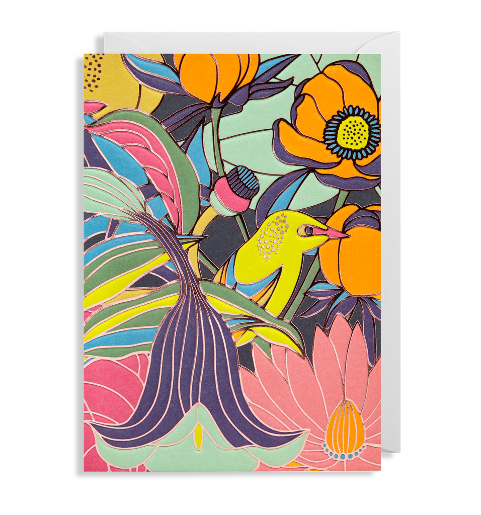 Hawaii Greeting Card - Lagom Design