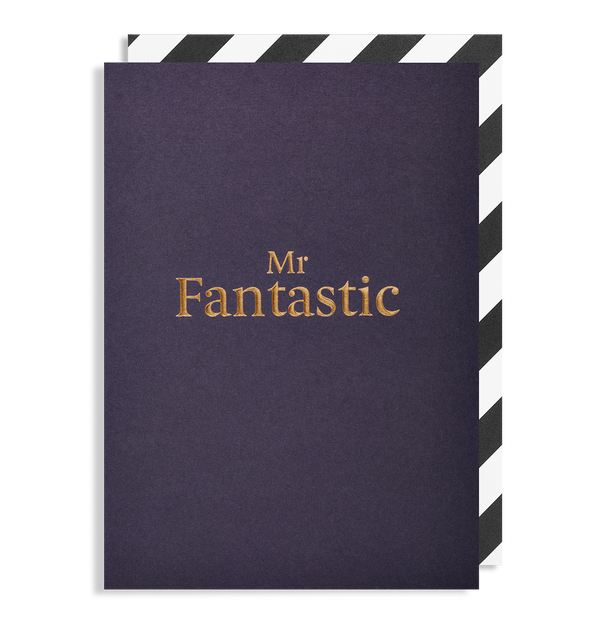 Mr Fantastic - Lagom Design
