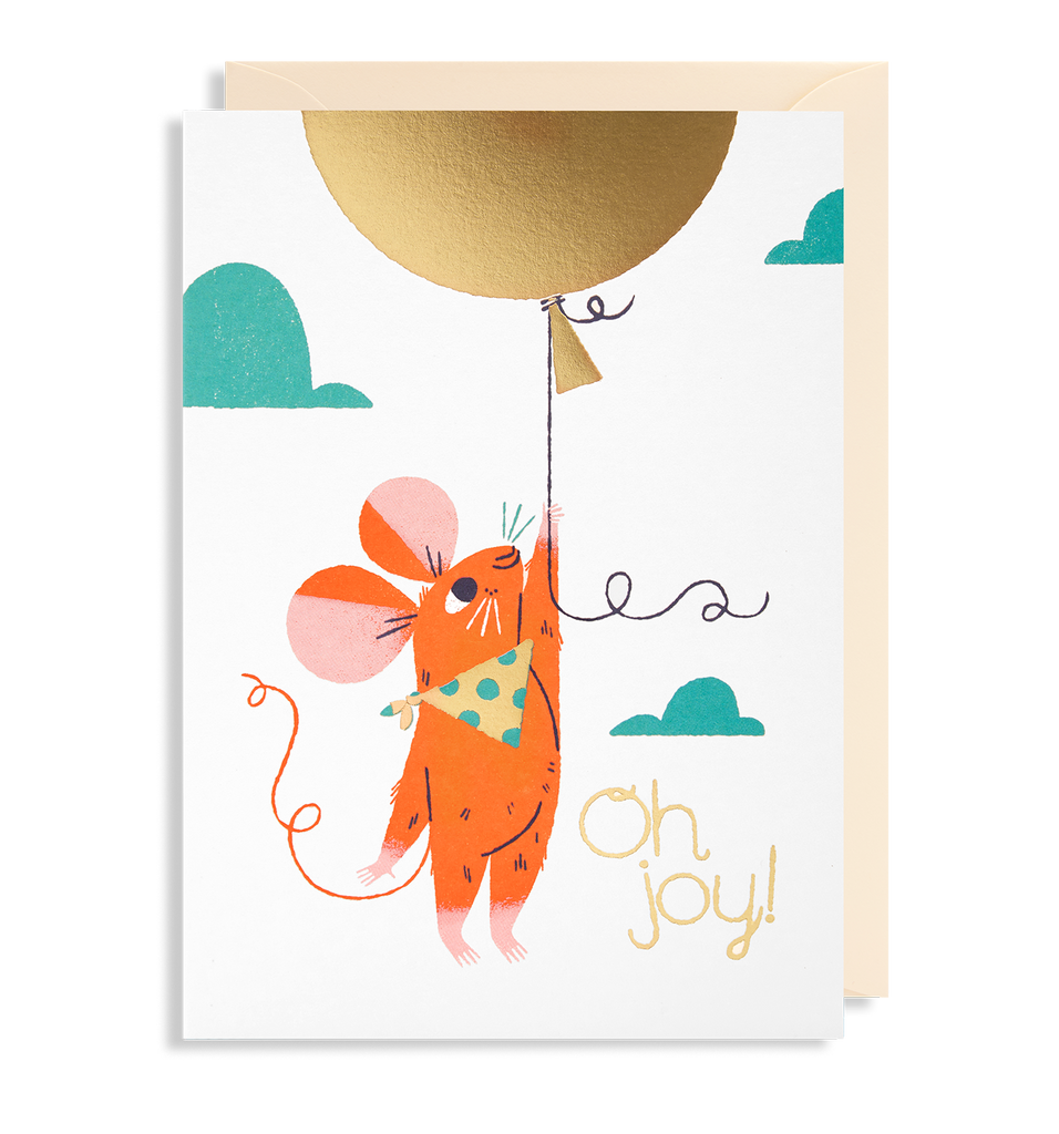 Oh Joy Greeting Card - Lagom Design