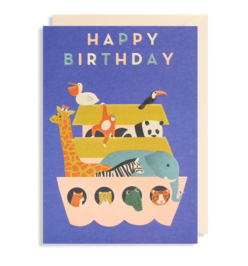Happy Birthday Arc - Lagom Design