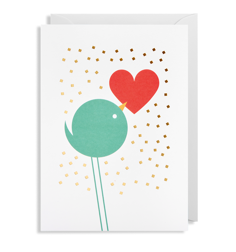 Your Beautiful Smile Greeting Card - Lagom Design