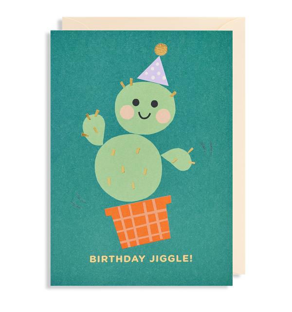 Birthday Jiggle! - Lagom Design