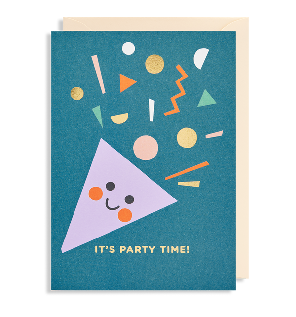 It's Party Time! - Lagom Design