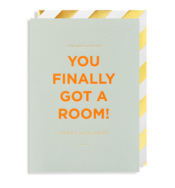 Happy New Home Greeting Card - Lagom Design