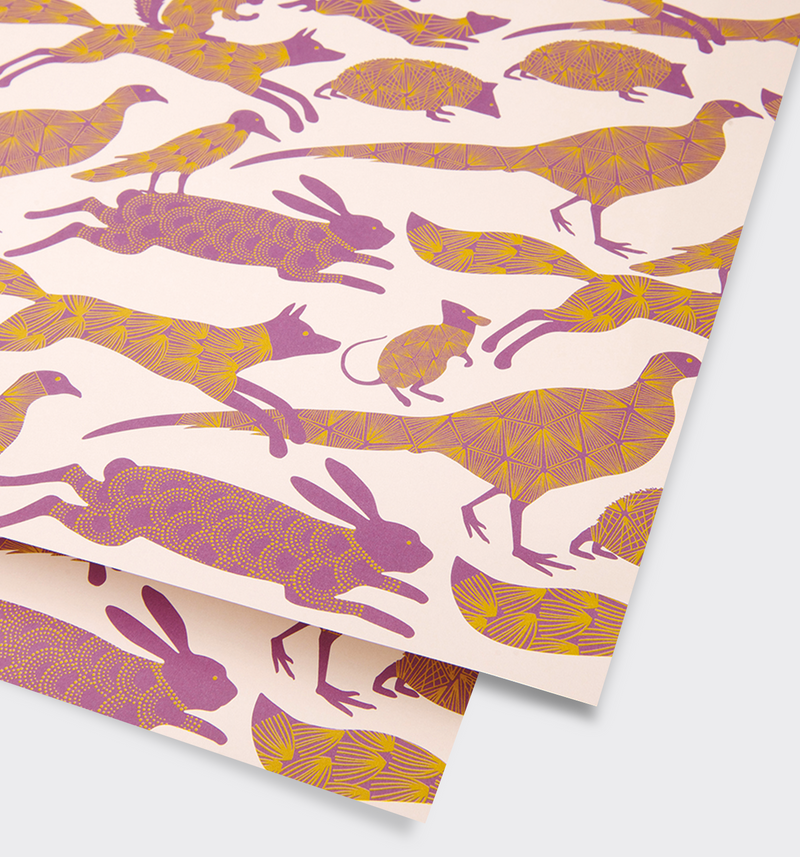 Kingdom Springs Gift Wrap - Lagom Design