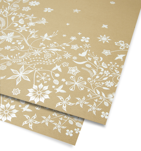 Wildflower White - Lagom Design