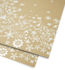 Wildflower White Gift Wrap