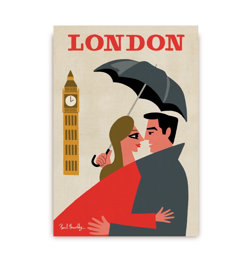 London Couple - Lagom Design