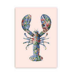 Floral Lobster - Lagom Design