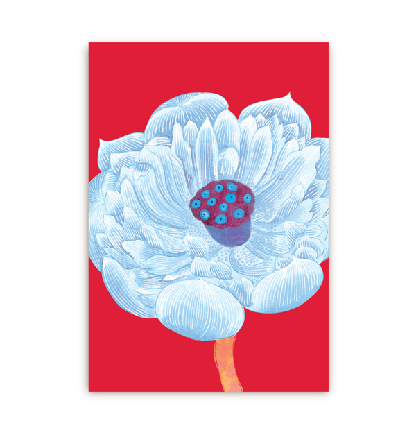 Red Bloom - Lagom Design