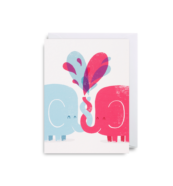 Elephant Love - Lagom Design