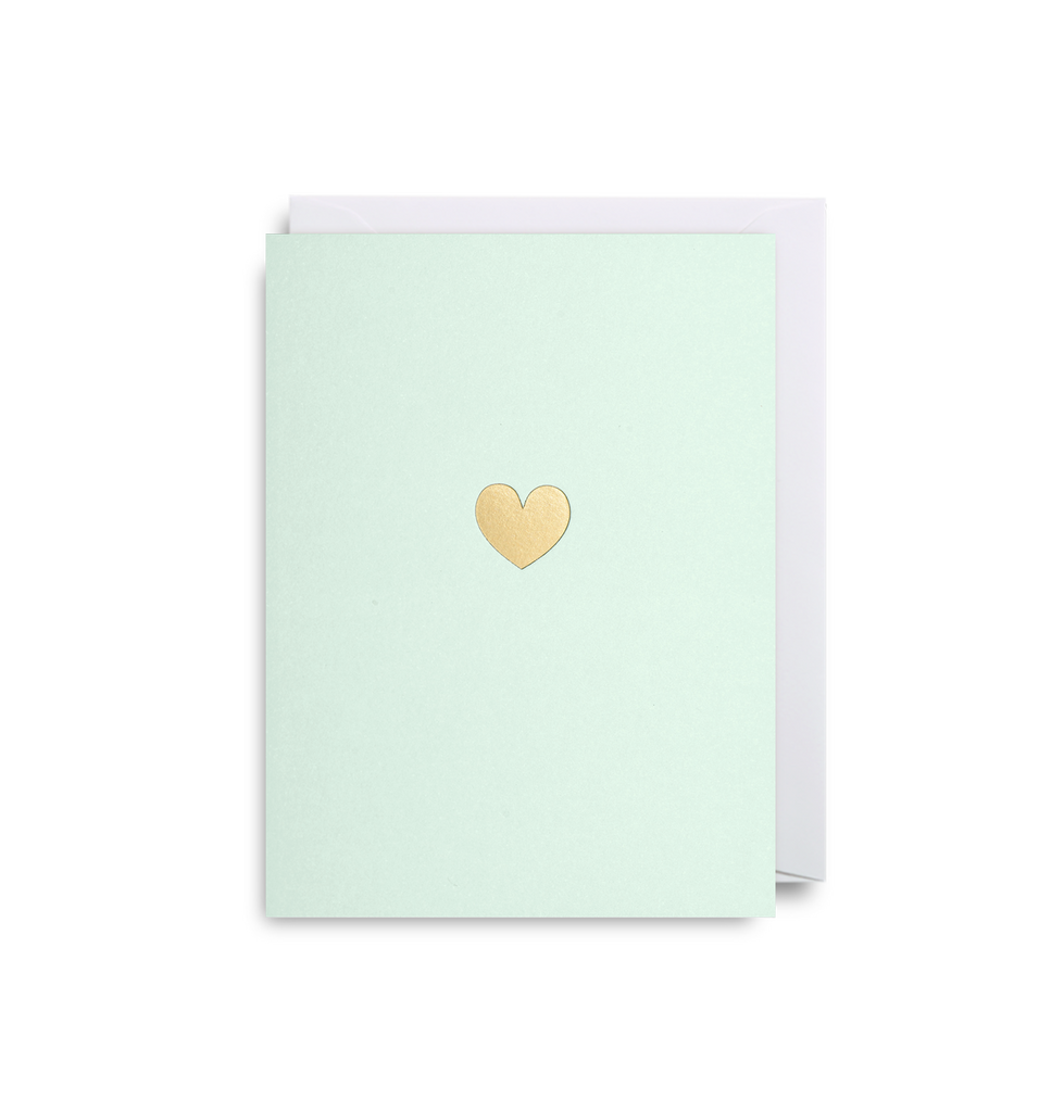 Love Heart Mini Card