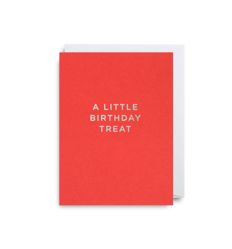A Little Birthday Treat - Lagom Design
