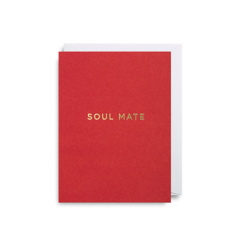 Soul Mate Mini Card