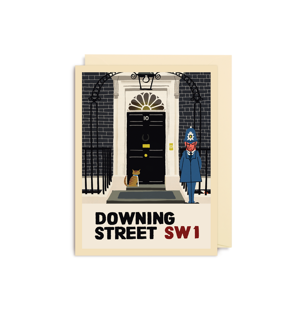 Dowing Street Mini Card