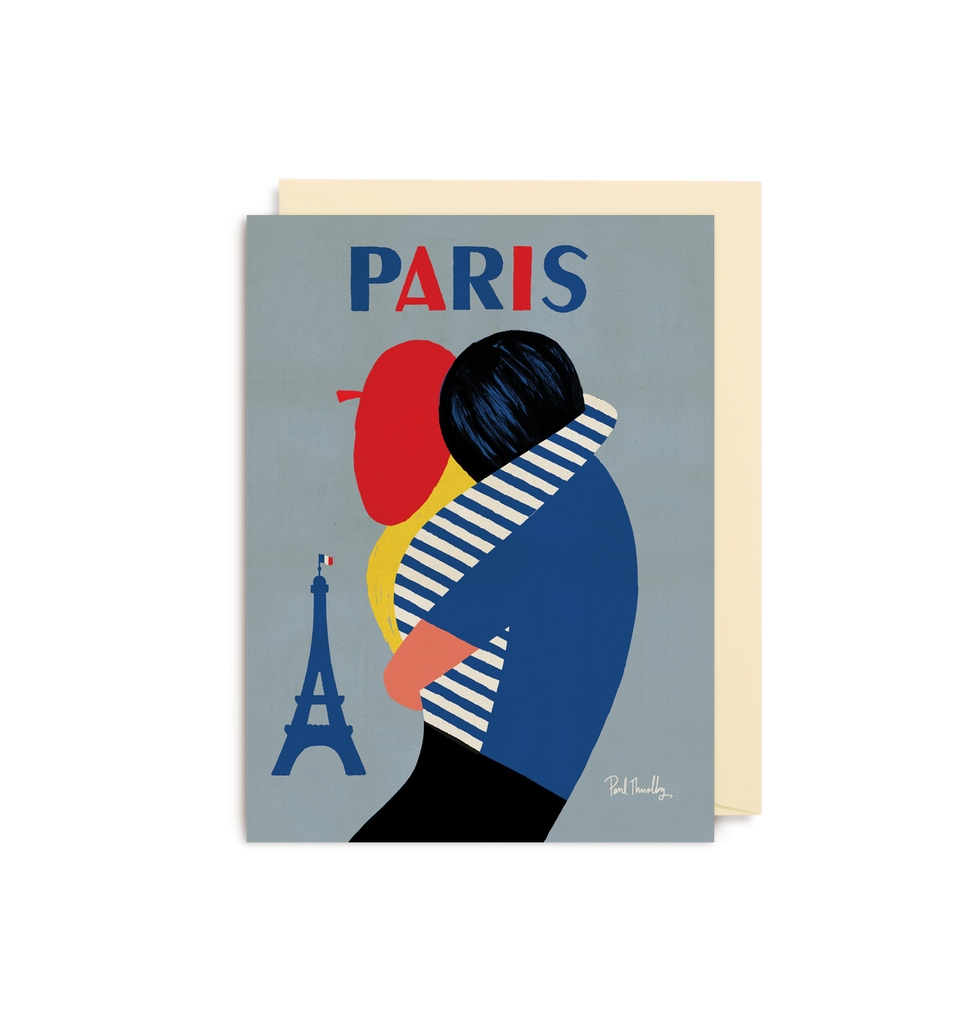 Paris Mini Card