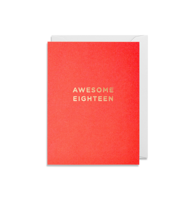 Awesome Eighteen - Lagom Design