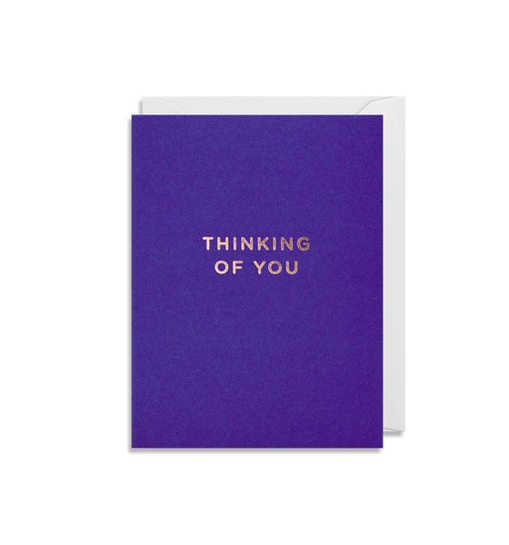 Thinking of You Mini Card