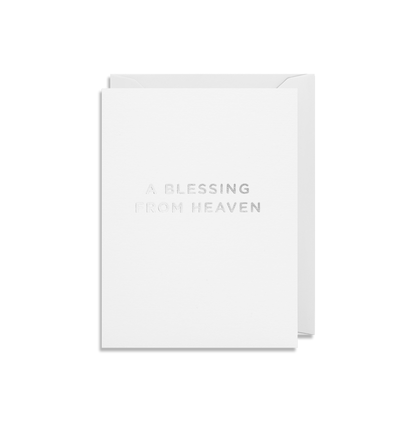 Blessing from Heaven - Lagom Design