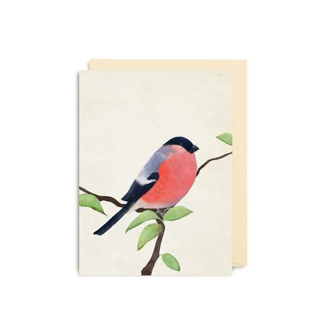 Bullfinch Mini Card