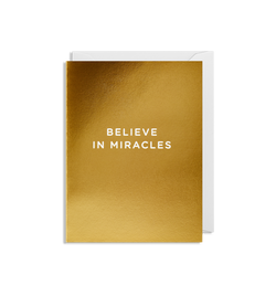 Believe in Miracles - Lagom Design