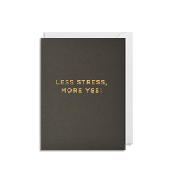 Less Stress, More Yes! - Lagom Design