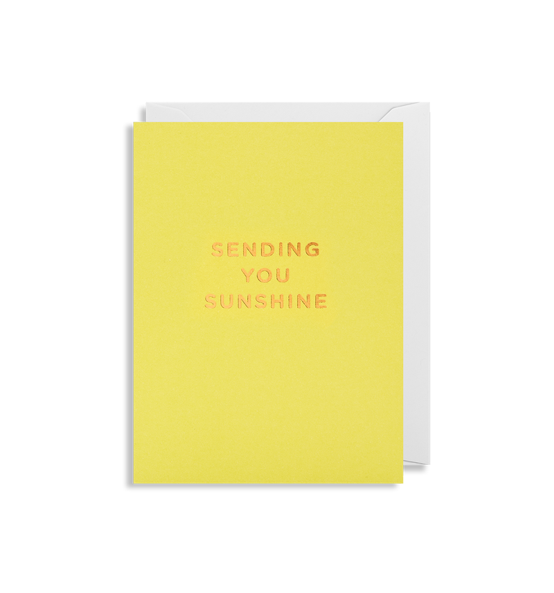 Sending You Sunshine - Lagom Design