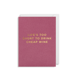 Life's Too Short - Lagom Design