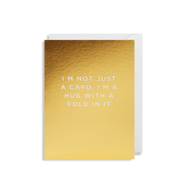 I'm Not Just a Card - Lagom Design