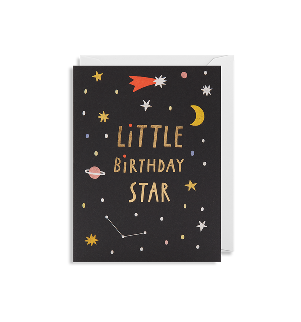 Little Birthday Star - Lagom Design
