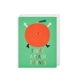 You're A Peach! Thanks