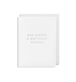 Big Kisses & Birthday Wishes - Lagom Design