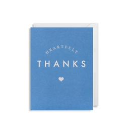 Heartfelt Thanks - Lagom Design