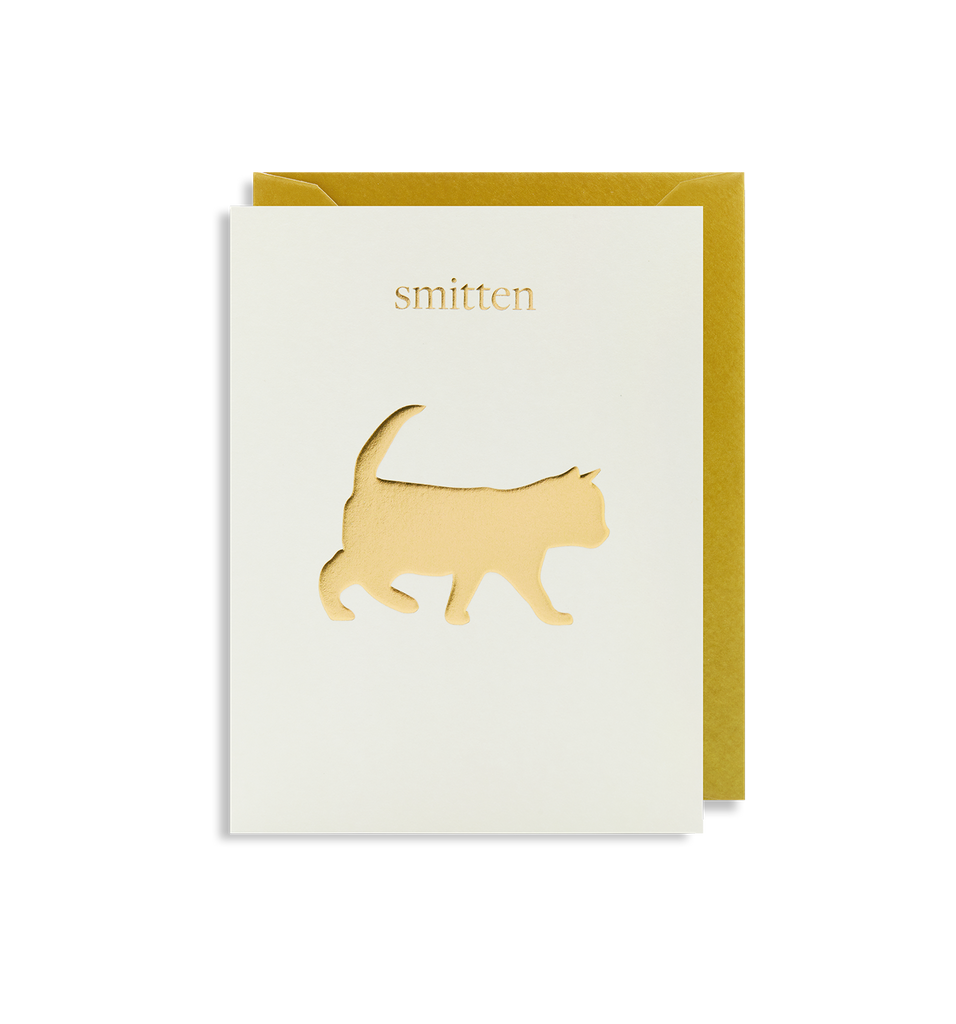 Smitten Kitten Mini Card