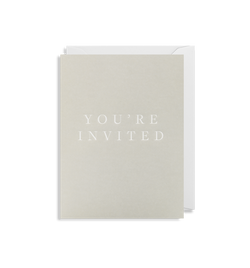 You're Invited Mini Card - Lagom Design