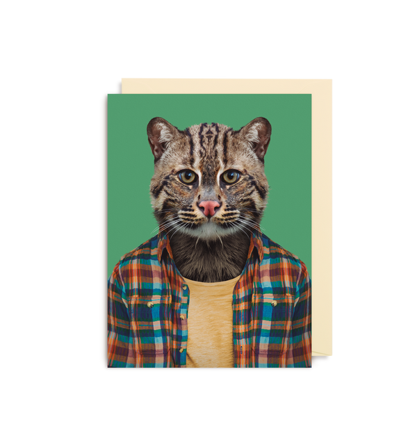 Fishing Cat - Lagom Design