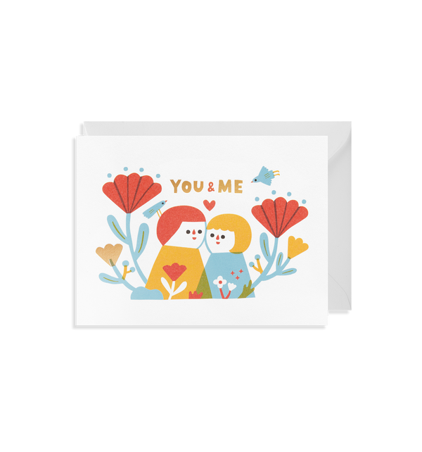 You & Me - Lagom Design