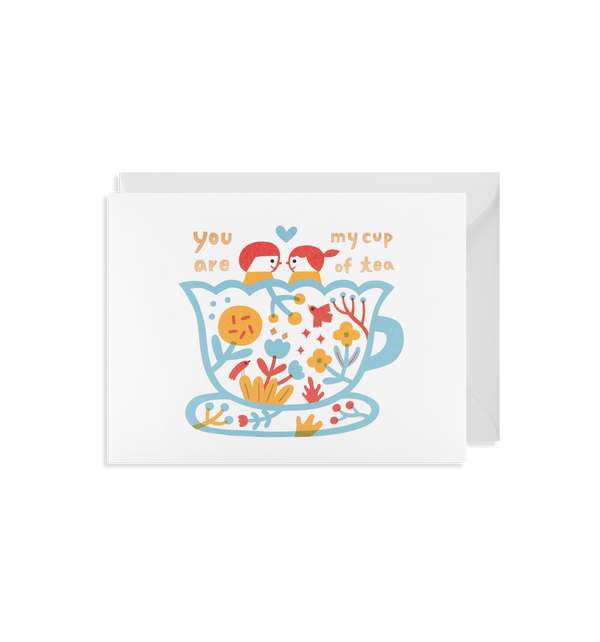 You Are My Cup Of Tea - Lagom Design
