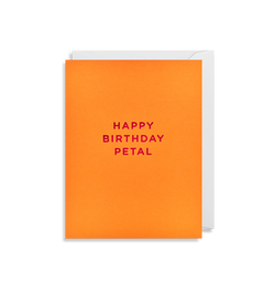 Happy Birthday Petal - Lagom Design