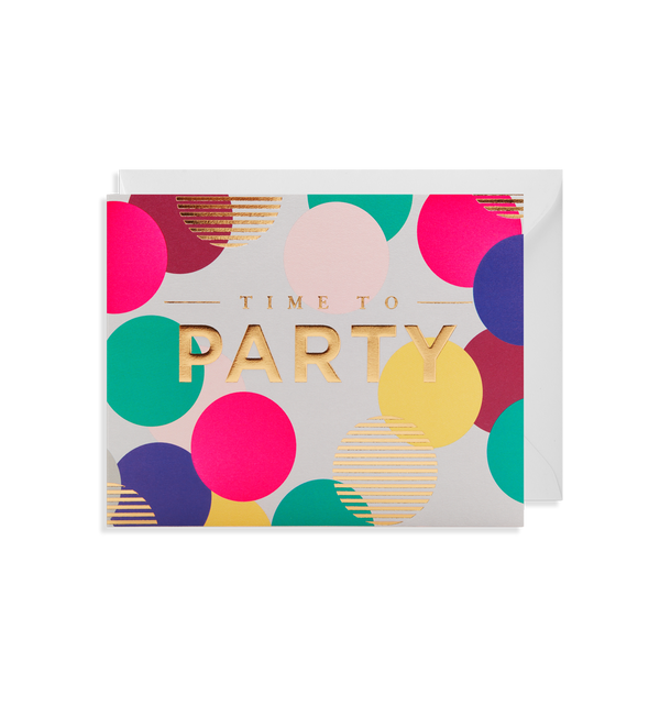Time To Party - Lagom Design