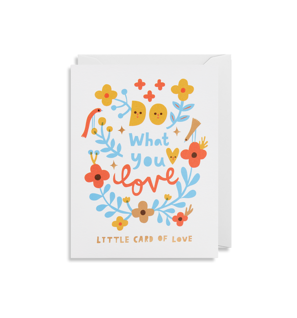 Little Card of Love - Lagom Design