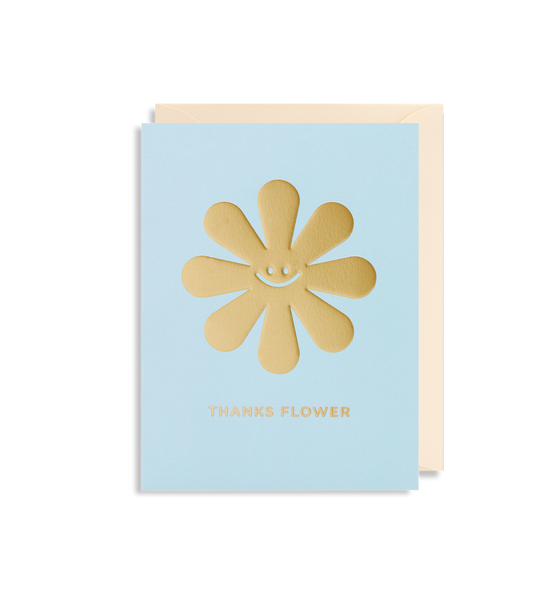 Thanks Flower - Lagom Design