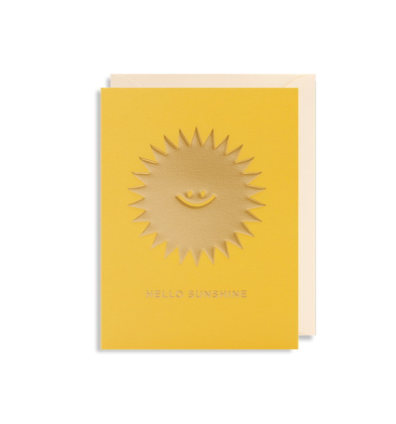 Hello Sunshine - Lagom Design